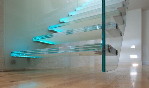 Мебель из стекла